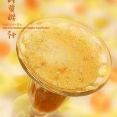 鲜榨黄桃汁
