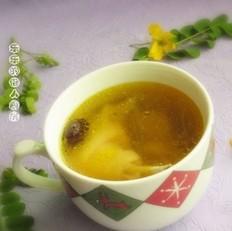 黄芪红枣鸡汤