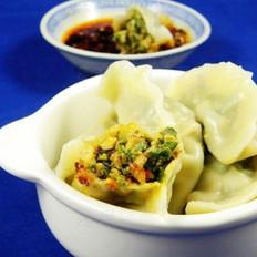 南瓜藤叶水饺