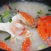 鲜甜虾蟹粥