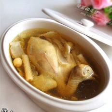 沙参玉竹炖老鸽
