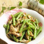 麻辣雞肉豇豆的做法大全