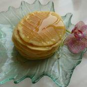 蛋奶蜂蜜小煎饼