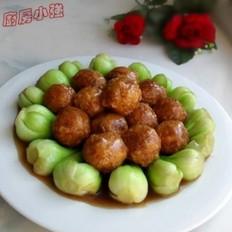 蚝油土豆丸子