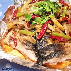 重庆麻辣烤鱼