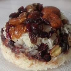枣香豆沙果仁糯米糕