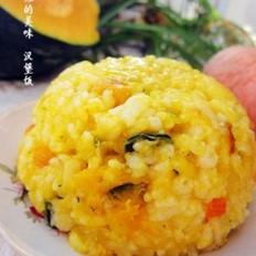 窝瓜土豆炒饭