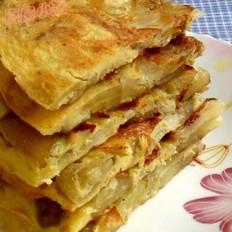 西班牙土豆饼