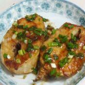 葱香煎鳗鱼
