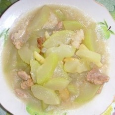肉炒葫芦瓜