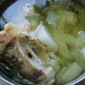 牛骨排骨汤