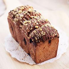 巧克力吐司面包