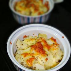香焗土豆的做法