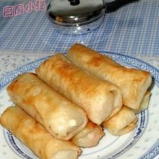 玉米土豆芝士卷