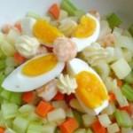 鲜疏鸡蛋沙拉