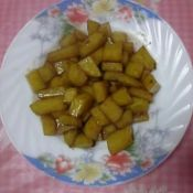 红烧土豆块