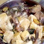 鲜美鱼煮豆腐