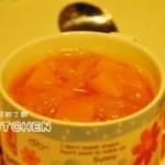 木瓜银耳炖雪蛤