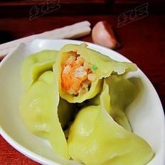 鲜虾仁水饺