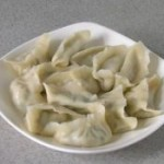 芹菜香菇水饺