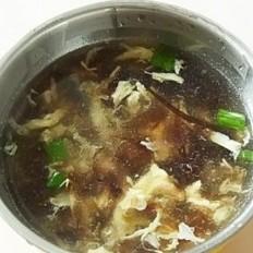 海味紫菜蛋汤