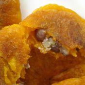 蜜红豆南瓜饼