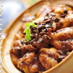 豆豉鸡翅煲