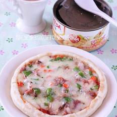 煎锅版迷你披萨