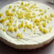 香柠奶油曲奇蛋糕
