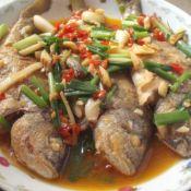 红烧黄翅鱼