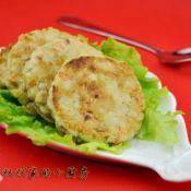 鸡蛋莲藕饼