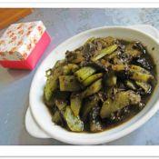 橄榄菜炒莴笋