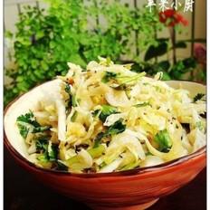 蒜香白菜虾米