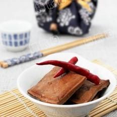 茶香卤豆干