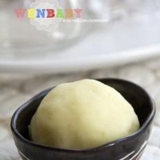 炼乳土豆泥
