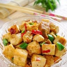 蒜香豆瓣豆腐