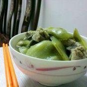 扁豆骨头汤