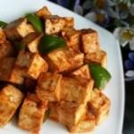 排骨酱烧豆腐