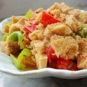 番茄冻豆腐