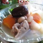 淮山红枣排骨汤