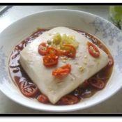 双椒炖豆腐