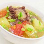 土豆牛尾汤
