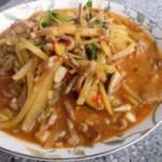 剁椒鱼香肉丝