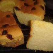 蔓越莓豆浆蛋糕