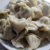 茴香和韭苔饺子