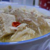 酸菜冻豆腐