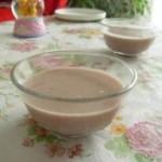 坚果红豆薏米糊