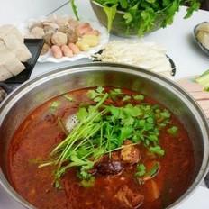 红焖牛肉火锅