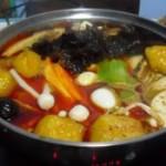 清油红汤火锅