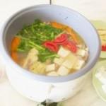 雪里红豆腐火锅